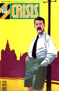 Cover Thumbnail for Crisis (Fleetway Publications, 1988 series) #46