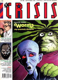 Cover Thumbnail for Crisis (Fleetway Publications, 1988 series) #62
