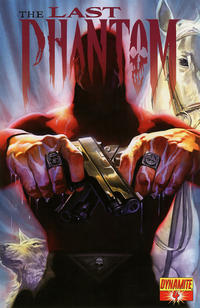Cover Thumbnail for The Last Phantom (Dynamite Entertainment, 2010 series) #4