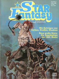 Cover for Star Fantasy (Interman, 1978 series) #1