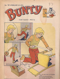 Cover Thumbnail for Bunty (D.C. Thomson, 1958 series) #787