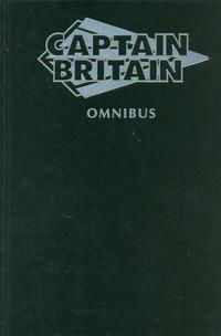 Cover Thumbnail for Captain Britain by Alan Moore & Alan Davis Omnibus (Marvel, 2009 series)  [Classic Captain Britain]