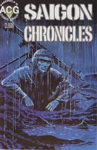Cover Thumbnail for Saigon Chronicles (Avalon Communications, 1998 series) #1