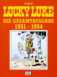 Cover Thumbnail for Lucky Luke - Die Gesamtausgabe (Egmont Ehapa, 2003 series) #[2]  1951 - 1954
