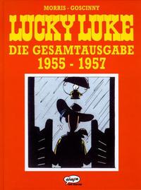 Cover Thumbnail for Lucky Luke - Die Gesamtausgabe (Egmont Ehapa, 2003 series) #[3]  1955 - 1957