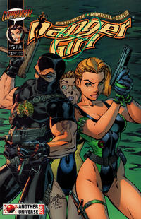 Cover Thumbnail for Danger Girl (DC, 1999 series) #5 [Another Universe Variant]