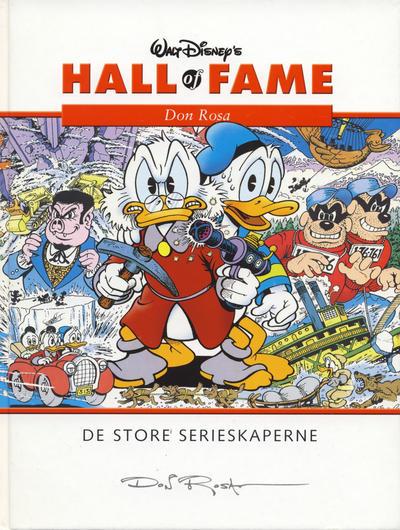 Cover for Hall of Fame (Hjemmet / Egmont, 2004 series) #[1] - Don Rosa [1. opplag]