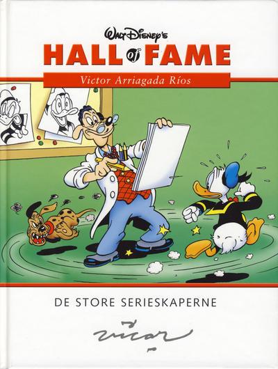 Cover for Hall of Fame (Hjemmet / Egmont, 2004 series) #4 - Vicar