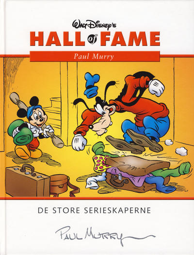 Cover for Hall of Fame (Hjemmet / Egmont, 2004 series) #[6] - Paul Murry