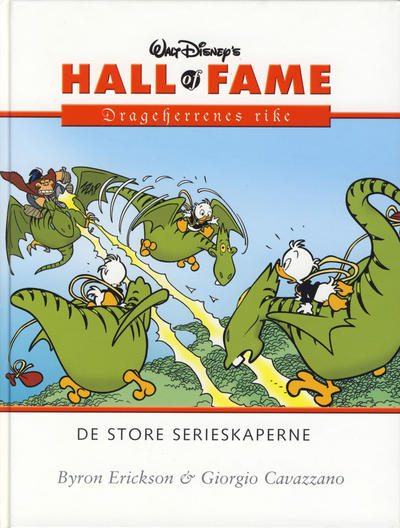 Cover for Hall of Fame (Hjemmet / Egmont, 2004 series) #[9] - Byron Erickson & Giorgio Cavazzano