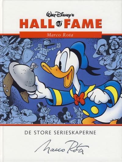 Cover for Hall of Fame (Hjemmet / Egmont, 2004 series) #[7] - Marco Rota