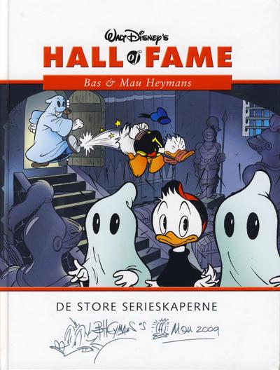 Cover for Hall of Fame (Hjemmet / Egmont, 2004 series) #[32] - Bas & Mau Heymans