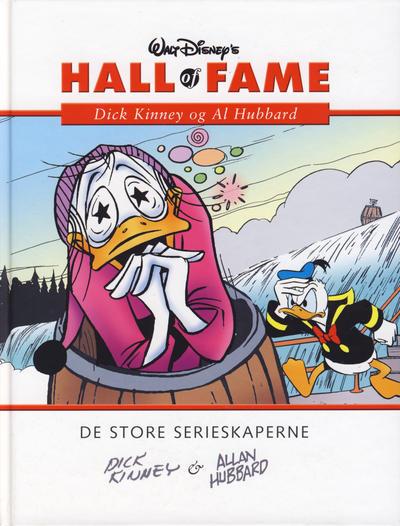 Cover for Hall of Fame (Hjemmet / Egmont, 2004 series) #[26] - Dick Kinney og Al Hubbard