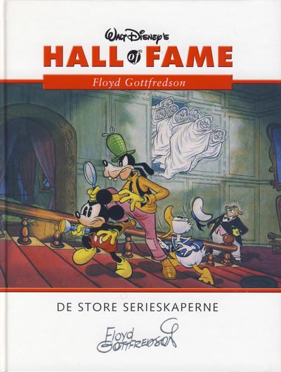 Cover for Hall of Fame (Hjemmet / Egmont, 2004 series) #[17] - Floyd Gottfredson