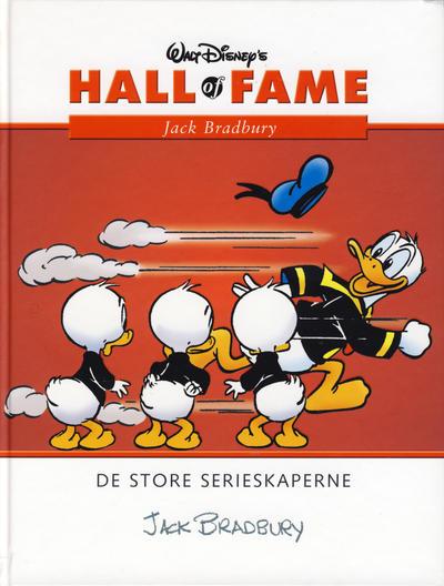 Cover for Hall of Fame (Hjemmet / Egmont, 2004 series) #[21] - Jack Bradbury