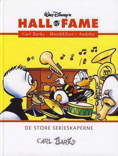 Cover for Hall of Fame (Hjemmet / Egmont, 2004 series) #[29] - Carl Barks 5