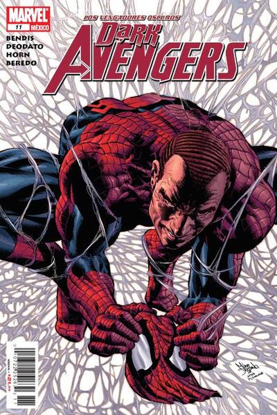Cover for Los Vengadores Oscuros, Dark Avengers (Editorial Televisa, 2010 series) #11