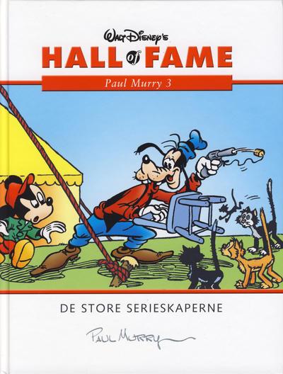 Cover for Hall of Fame (Hjemmet / Egmont, 2004 series) #[35] - Paul Murry 3