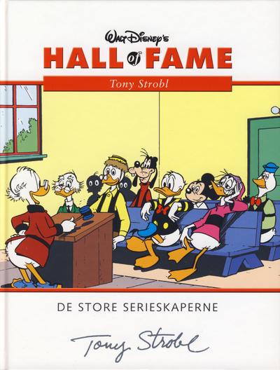 Cover for Hall of Fame (Hjemmet / Egmont, 2004 series) #[15] - Tony Strobl