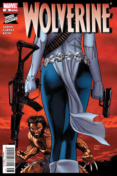 Cover for Wolverine (Editorial Televisa, 2005 series) #48