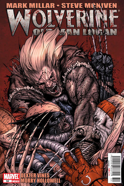 Cover for Wolverine (Editorial Televisa, 2005 series) #54