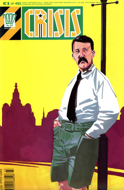 Cover for Crisis (Fleetway Publications, 1988 series) #46