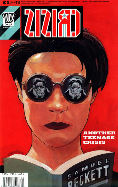 Cover for Crisis (Fleetway Publications, 1988 series) #49
