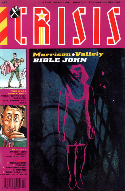 Cover for Crisis (Fleetway Publications, 1988 series) #57