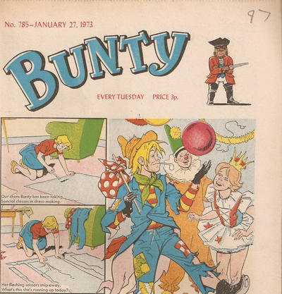 Cover for Bunty (D.C. Thomson, 1958 series) #785