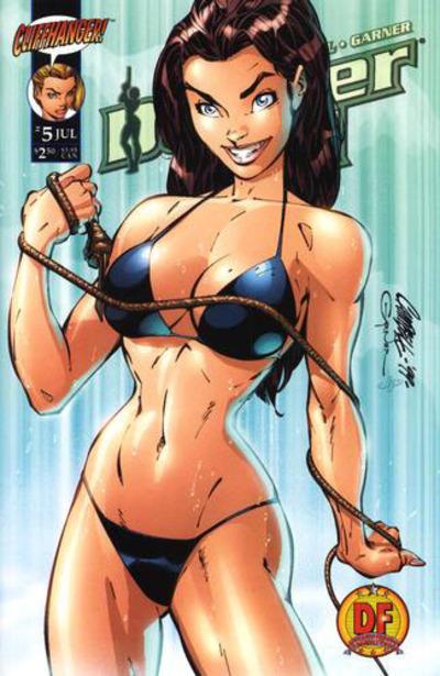 Cover for Danger Girl (DC, 1999 series) #5 [Standard Cover]