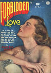 Cover for Forbidden Love (Quality Comics, 1950 series) #3