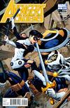 Cover for Avengers Academy (Marvel, 2010 series) #9
