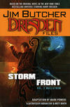 Cover for Jim Butcher's The Dresden Files: Storm Front (Dynamite Entertainment, 2011 series) #2