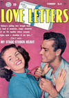 Cover for Love Letters (Quality Comics, 1949 series) #18