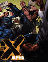 Cover Thumbnail for Age of X Alpha (2011 series) #1 [2nd Printing Variant Cover]