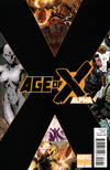 "Cover Thumbnail for Age of X Alpha (2011 series) #1 [""X"" Second Printing Variant Edition]"