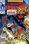Cover for The Amazing Spider-Man (Marvel, 1963 series) #364 [Newsstand]
