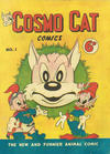 Cover for Cosmo Cat Comics (K. G. Murray, 1947 series) #1