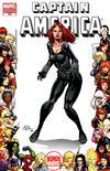 Cover Thumbnail for Captain America (2005 series) #609 [Women of Marvel]