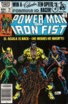 Cover Thumbnail for Power Man and Iron Fist (1981 series) #78 [newsstand]