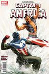 Cover for El Capitán América, Captain America (Editorial Televisa, 2009 series) #11