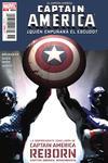 Cover for El Capitán América, Captain America (Editorial Televisa, 2009 series) #16