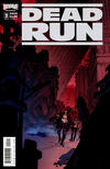 Cover for Dead Run (Boom! Studios, 2009 series) #2 [Cover B]