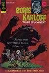 Cover for Boris Karloff Tales of Mystery (Western, 1963 series) #54