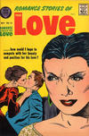 Cover for Romance Stories of True Love (Harvey, 1957 series) #45