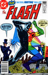 Cover for The Flash (DC, 1959 series) #299 [Newsstand]