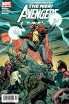 Cover for Los Nuevos Vengadores, the New Avengers (Editorial Televisa, 2006 series) #35