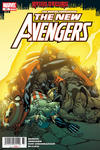 Cover for Los Nuevos Vengadores, the New Avengers (Editorial Televisa, 2006 series) #34