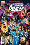 Cover for Los Nuevos Vengadores, the New Avengers (Editorial Televisa, 2006 series) #32