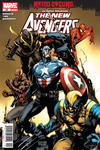 Cover for Los Nuevos Vengadores, the New Avengers (Editorial Televisa, 2006 series) #30